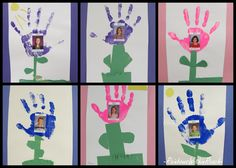 Handprint Poems   Projects
