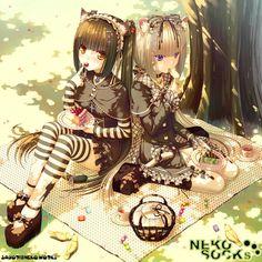 Resultado de imagen para neko work sayori