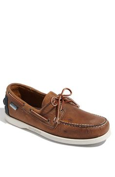 Sebago 'Spinnaker' Boat Shoe (Men) available at #Nordstrom