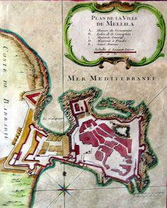 Mélilia au XVIème siècle