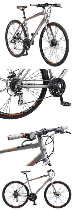 ad100cab3a1 Schwinn Phocus 1500 Men's Flat Bar Road Bicycle 700c Wheels 18