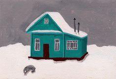 casa by La Watson, via Flickr