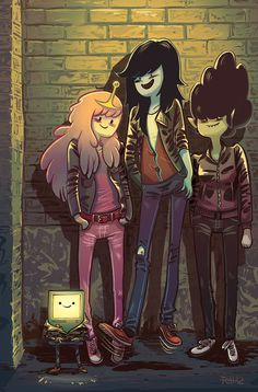 Marceline and the Scream Queens 4