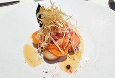 Déjeuner au Citrus Etoile, le restaurant de Gilles Epié, Paris | Food Invaders