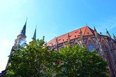 https://flic.kr/p/QP4jV3 | Nürnberg (Deutschland) - Rathausplatz - 2 | Pictures by Björn Roose. Taken in Nürnberg (Deutschland) in August 2016.