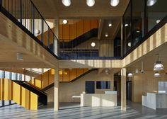 Alconbury Weald Club - AHMM Architects