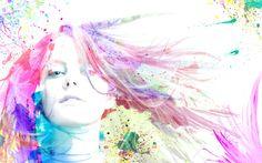Watercolor Woman by EyvindWolf.deviantart.com on @deviantART