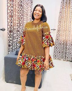 75 mentions J'aime, 0 commentaires – Ntoma/African Prints Dealer ( – African Dresses Styles by Fatihbaba. Short African Dresses, Latest African Fashion Dresses, African Print Dresses, African Print Fashion, African Prints, Ankara Fashion, Africa Fashion, African Fabric, Short Dresses