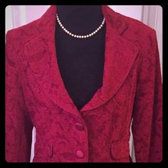 Beautiful Ref Brocade Blazer
