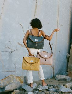 Backpacks in style