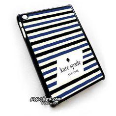 Kate Spade New York Clothing Stripe Color iPad Case , iPad 2 3 4 Case, iPad Mini Case