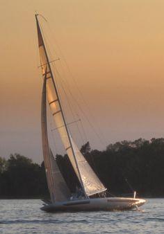White Bear Lake sailing