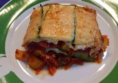 Cukkini lasagne Quiche, Paleo, Meals, Breakfast, Ethnic Recipes, Food, Lasagna, Morning Coffee, Meal