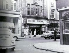 Old Dublin Cinemas – Local History Castleknock – History of Castleknock Dublin Street, Dublin City, Old Pictures, Old Photos, Images Of Ireland, Ireland Pictures, Gone Days, Grafton Street, British Home