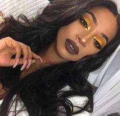 "Makeup For WOC on Twitter: ""Lemon Drop 🍋 IG: @ms_bentivegas… """