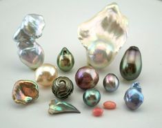 natural pearls | Natural Pearls Cultured and natural pearl