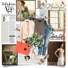 """life is beautiful"" by kitty1 on Polyvore"