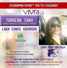 Torreón, Coahuila! #Vivri #RetoVivri
