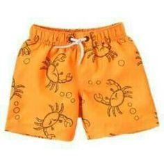 Baby boy swimming trunks