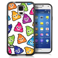 >> Click to Buy << Funny poop emoji Printed Soft Rubber Mobile Phone Cases For Samsung S8 S4 S5 S6 S7 edge plus S8 Plus Note 3 Note 4 Note 5 Cover #Affiliate