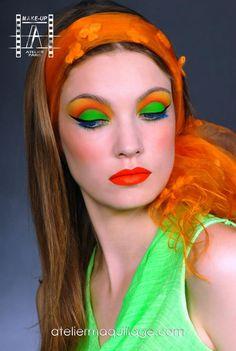atelier maquillage