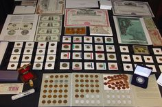 #coins HUGE AUCTION! ~ US COIN COLLECTION LOT #005 ~ GOLD ~ SILVER ~ ESTATE ~ BID NOW! please retweet