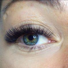 92769e8e955 3/4D Russian Volume Lashes Volume Lash Extensions, Eyelash Extensions, Long  Lashes,