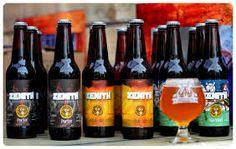 Zenith - brewery in Cusco. Peru     Cerveza artesanal. Peru. craft beer