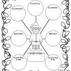 This product includes two graphic organizers and one writing page for students to use to describe their own elf.  It could be their personal Elf on...