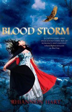 Blood Storm (Rhiannon Hart)