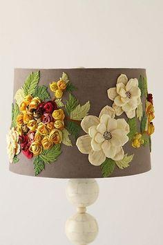 Anthropologie lamp shade by avis