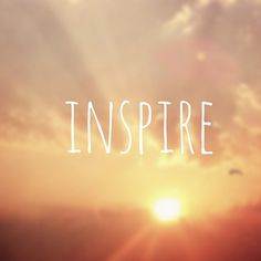 One Word- Inspire