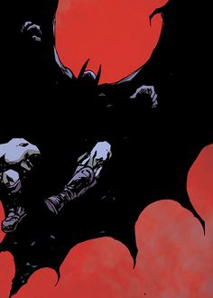 The Dark Knight by Alex Maleev