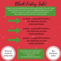 Are Leveraging Black Friday In Your Direct Sales Business? How to have a Black Friday sale for your direct sales business. #DirectSale #BlackFriday #BlackFridaySale #DirectSalesBlackFridaySale #HowToHaveABlackFridaySale