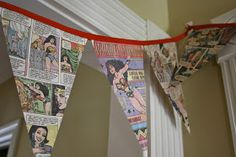 Elzabelz: Superhero-Wonder Woman Party Decor