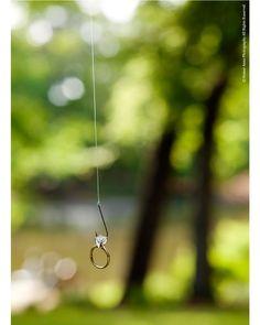Engagement photo - Fishing theme