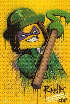 The Lego Batman Movie focusing on the DC Comics characters• Batman • Robin • Batgirl • Alfred Pennyworth • The Joker • Harley Quinn • Penguin • Catwoman • Poison Ivy • Riddler