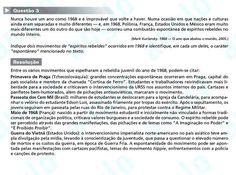 Unesp 2012 – segunda fase: questão 3 – Ciências Humanas   Guia do Estudante