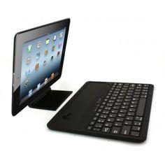 Digital Gadgets 3 In 1 Bluetooth Keyboard in Noteboook Style Case for iPad 3/ iPad 4, Black (DGIPA431BK-BK) - Electronics