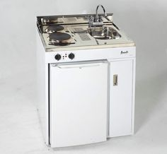 Summit Appliance C60EL All In One Combination Kitchen | Compact Kitchen  Units | Pinterest