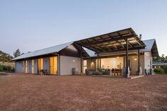 CUSTOM HOME DESIGN — COVENEY BROWNE DESIGN Custom Home Designs, Custom Homes, Australian Architecture, Architecture Design, Passive Solar Homes, Recycled Brick, Rustic Home Design, Mueller Buildings, Solar House