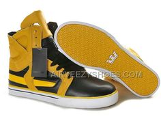 https://www.airyeezyshoes.com/supra-skytop-ii-black-yellow-mens-shoes.html Only$63.00 SUPRA SKYTOP II BLACK YELLOW MEN'S #SHOES Free Shipping!