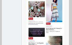 Di prima mattina, i fans ci mandano i loro suggerimenti da Pinterest: #larugiadadellanotte e #noiciamiamo