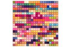 Vector Color Blocks and Circles