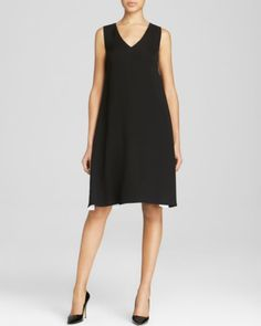 Lafayette 148 New York Kinsey Silk Dress | Bloomingdales's Love it!