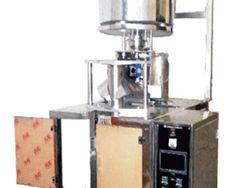 mesin packing JP 500 mesin packing otomatis untuk snack, makanan, kerupuk, gula menggunakan plastik/ sachet