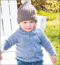 Barcelona barnegenser - A Knit Story Barcelona, Knitted Hats, Crochet Hats, Knitting, Fashion, Threading, Knitting Hats, Moda, Tricot