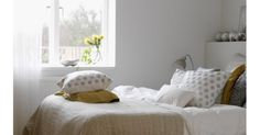 Bedroom Decorating Ideas: Switched Up - Home and Garden Design Ideas