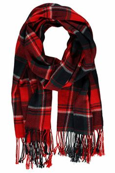 Livvy Tartan Scarf >> http://www.boohoo.com/restofworld/accessories/scarves+hats/icat/new-in-accessories/livvy-tartan-scarf/invt/azz46145