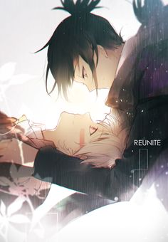 anime= no 6 i love this anime and it made me cry desu~
